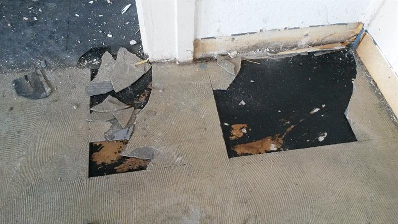 Fußbodenbelag Asbest ~ Asbest im bodenbelag ausreise info